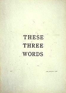 七つの文字